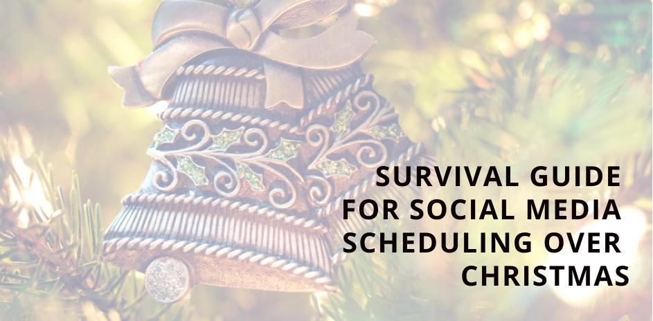 Christmas Social Media Scheduling Guide